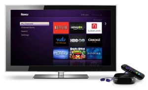 SlingPlayer for Roku UI