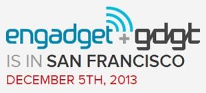 Engadget+gdgt in San Francisco