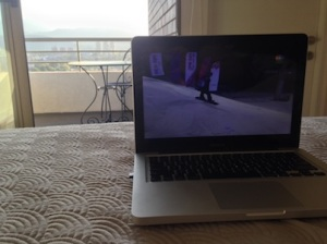 Streaming 2014 Sochi Winter Olympics from hotel in Chile