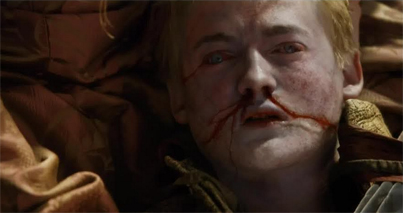 04-20-14 - #gameofsling - joffrey is dead