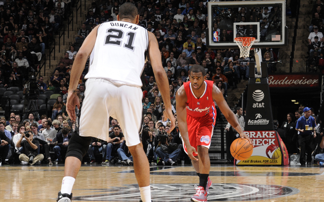 Los Angeles Clippers v San Antonio Spurs